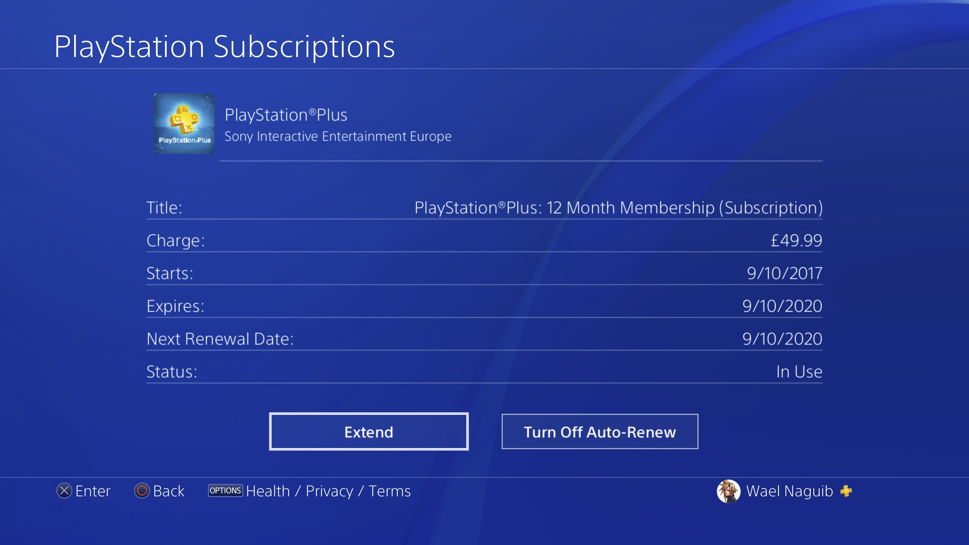 Cómo tener PlayStation Plus