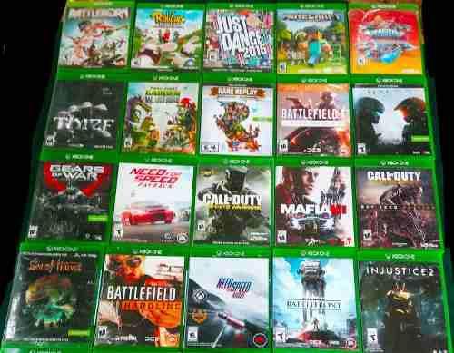 Xbox One Juegos Foto
