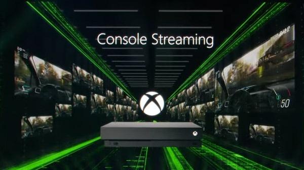Xbox Streaming Twitch