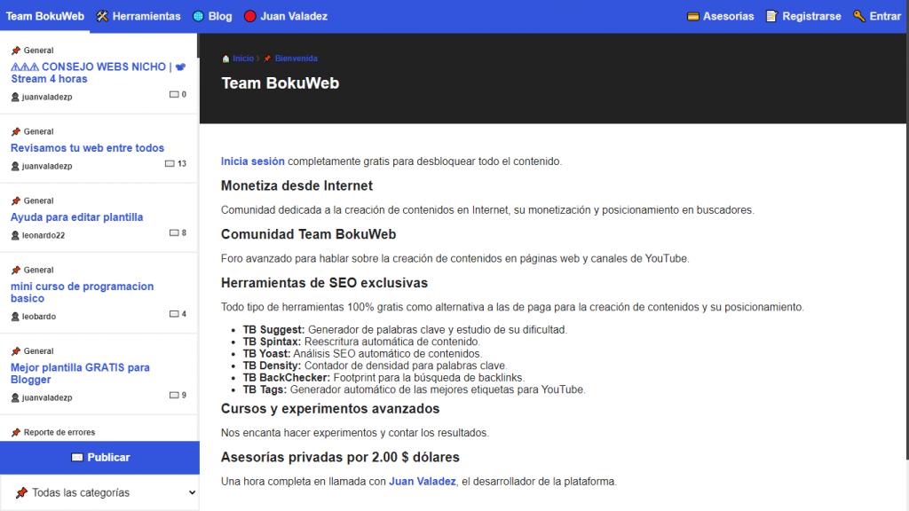 Team BokuWeb
